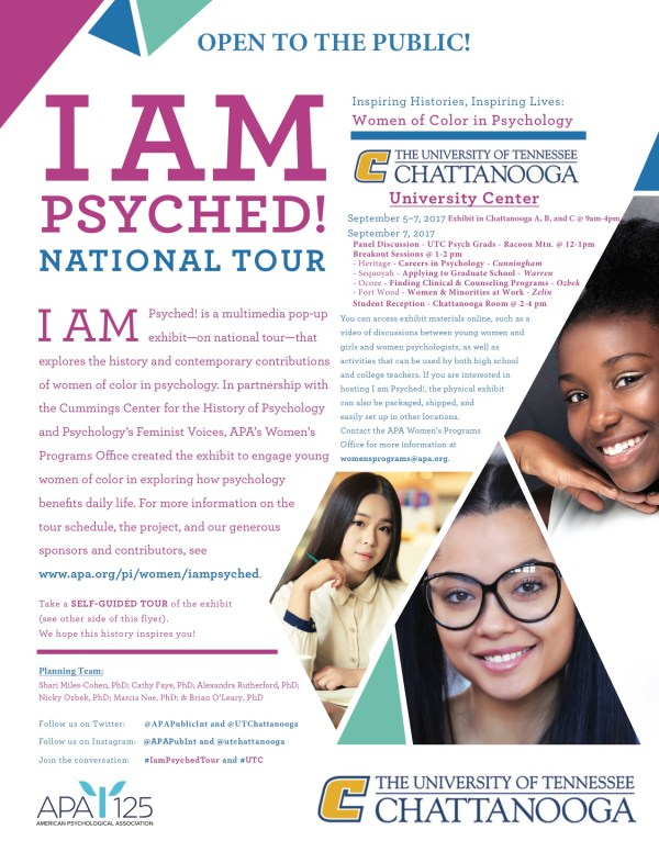 Experience women of color in psychology: I Am Psyched ...