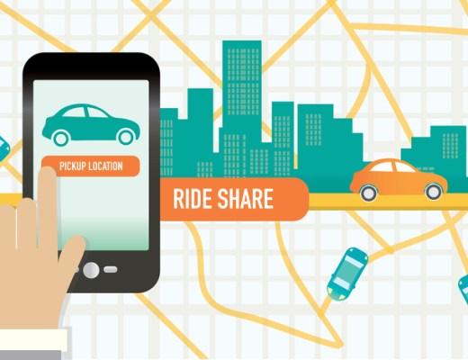 Ride Sharing Script