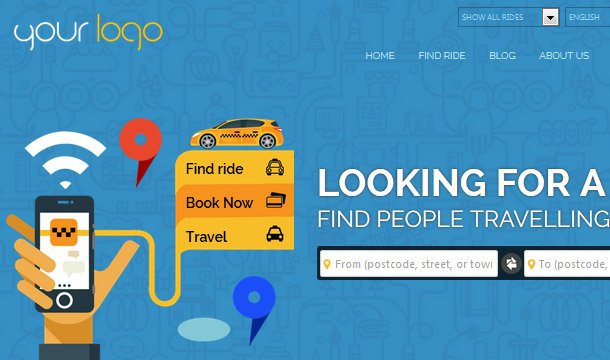 Start Your New Business Through a Carpool Website