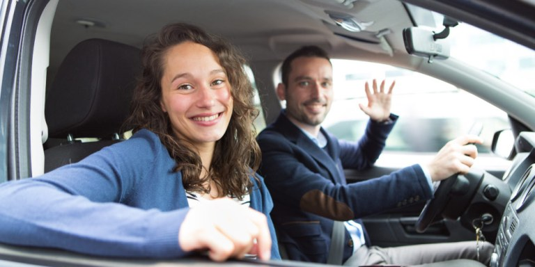 Start your Own Business with Carpooling Script: Initial Procedure