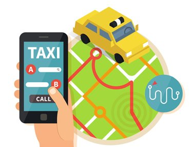 Taxi Apps like Uber launching for Nigerian People