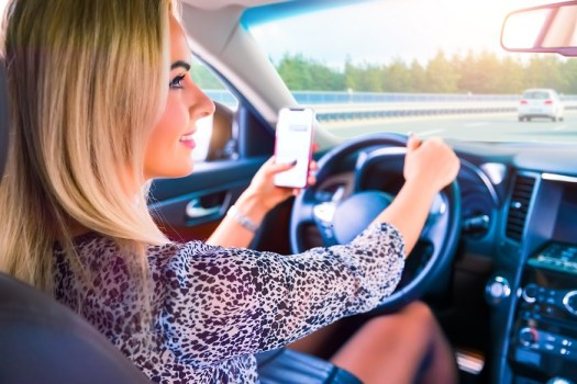 Women Drivers for Uber Apps Clone