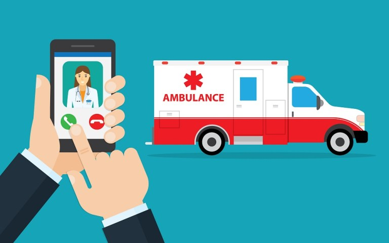 Using Uber for Medical Transport take instant help During Medical Emergencies
