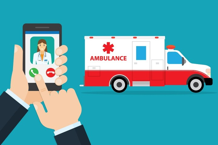 ambulance mobile app