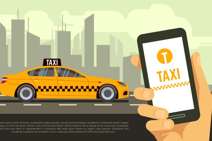 Taxi booking app clone