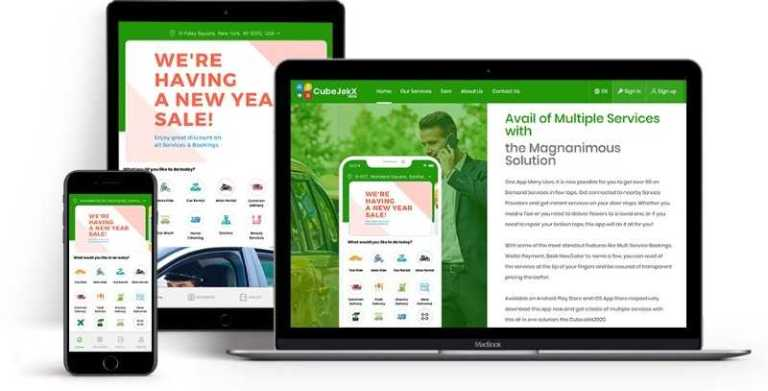 Expand Your Business with the Gojek Clone Application