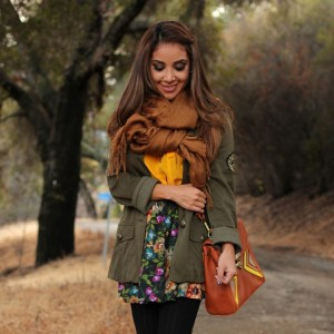 Layered Fall Outfit