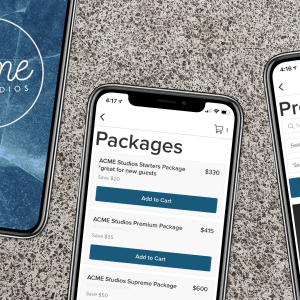 Cater to Your Customers with a Branded App