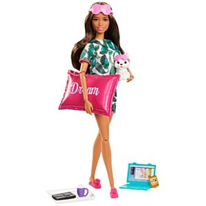Relaxation Barbie and accessories