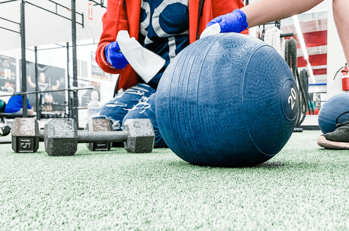 Reopening Your Gym? Here's What You Need to Know About Keeping It Clean!