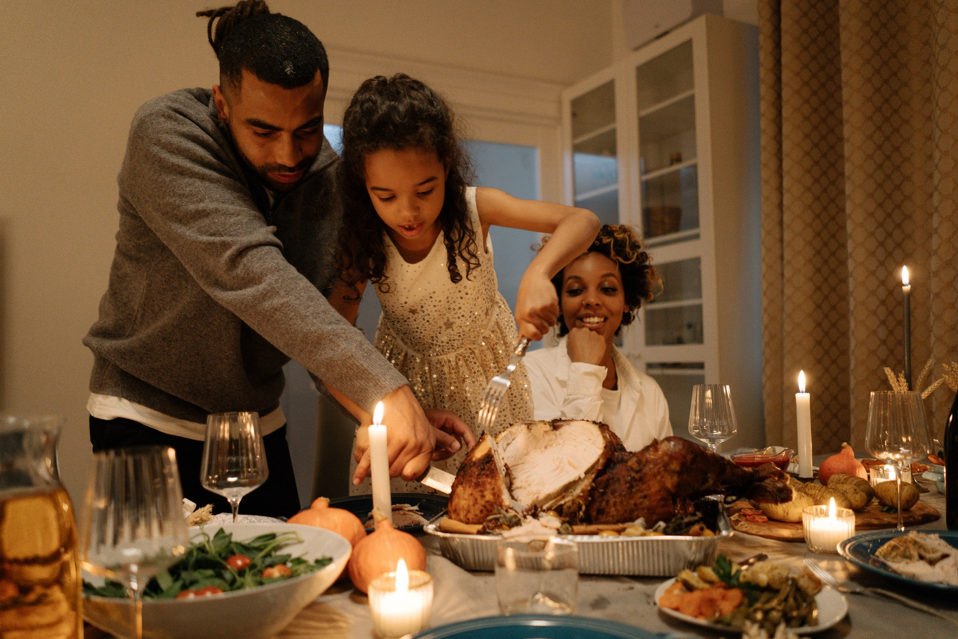 Three Tips for a Happier, Healthier Thanksgiving