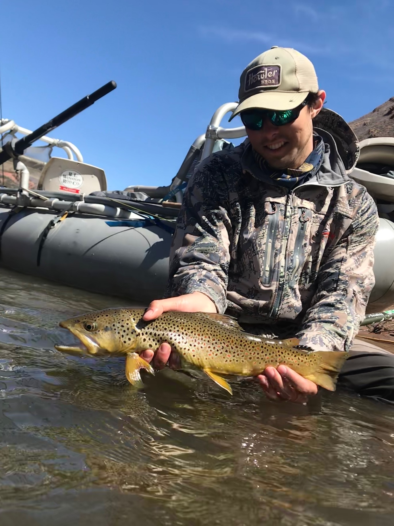 9136496631e12 Float Fishing the Lower Colorado River – blog.vailvalleyanglers.com