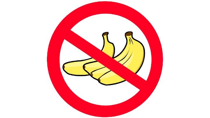 No Bananas On Fishing Boats