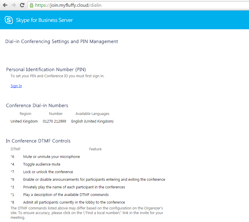 Skype for Business & Azure AD Application Proxy As Reverse Proxy