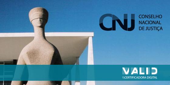 CNJ: Certificado Digital continuará sendo obrigatório