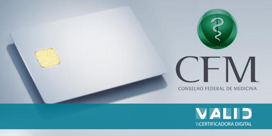 CFM prepara projeto para certificação digital