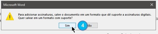 Como assinar um doc com seu e-cpf - Image 003
