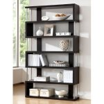 6-Shelf Modern Bookcase