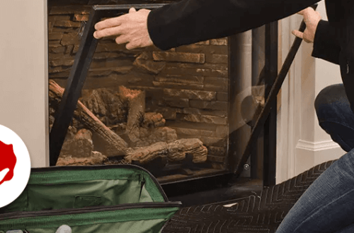 How To: Clean your Valor Gas Fireplace