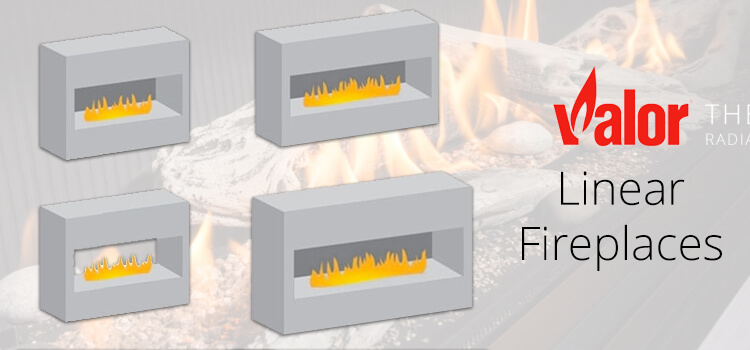 Choosing a Valor Linear Fireplace