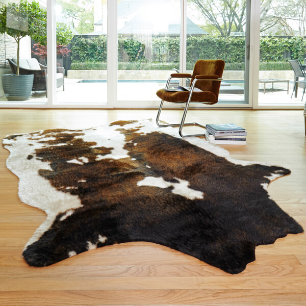 Rawhide Beige & Brown Rug