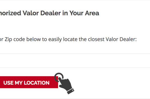 Geo-Locate your Dealer