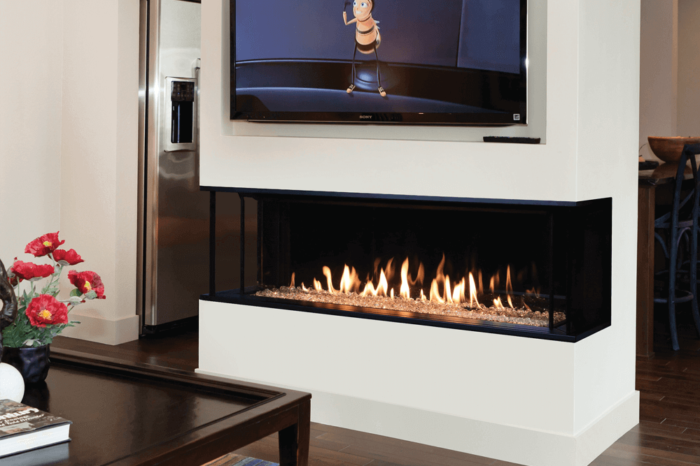 Introducing The Lx2 3 Sided Series Valor Fireplaces Lifestyle