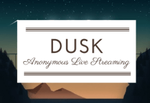 anonymous live streaming