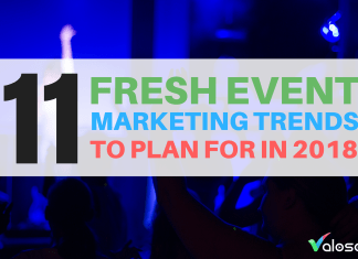 event marketing trends