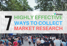 ways to collect market research