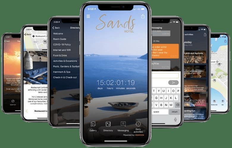 darmowa aplikacja dla hotelu