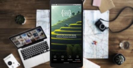 aplikacja biura podróży na wyjazd