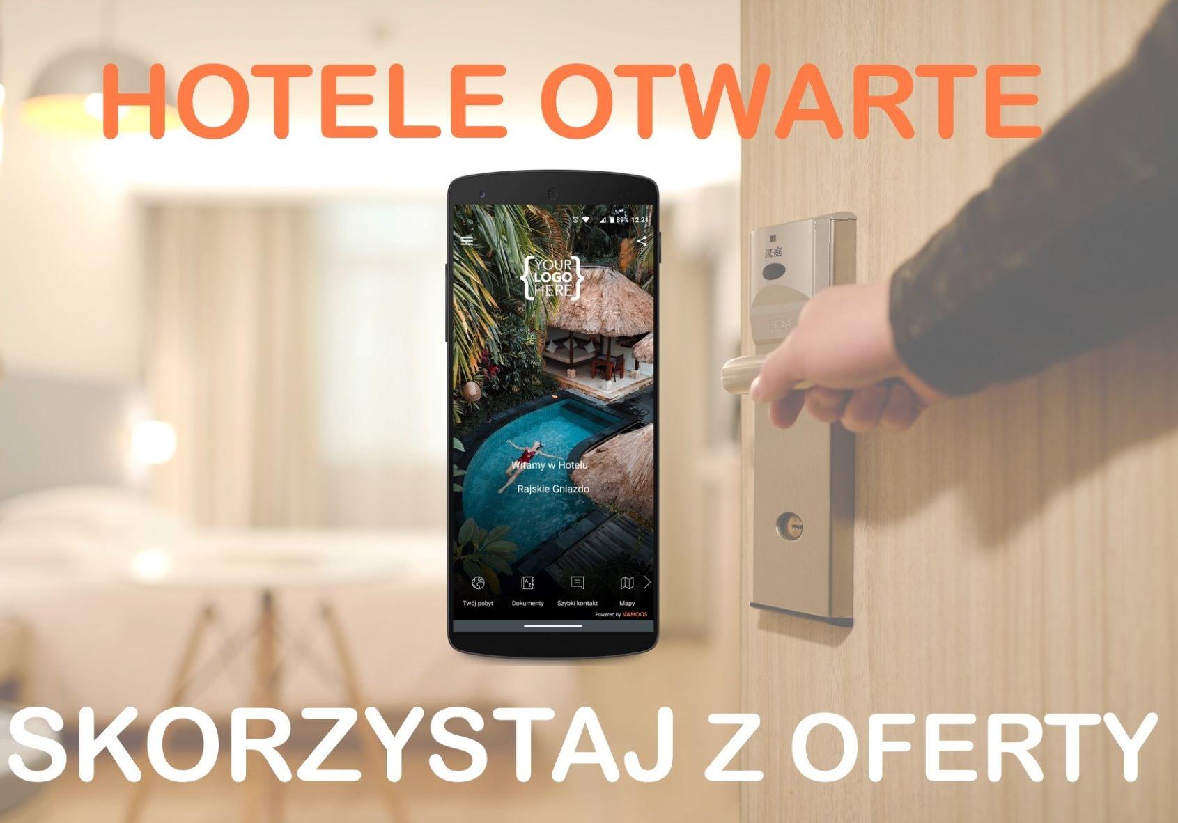 otwarcie hoteli