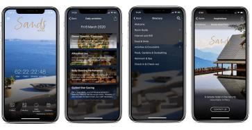 darmowa aplikacja mobilna dla hotelu