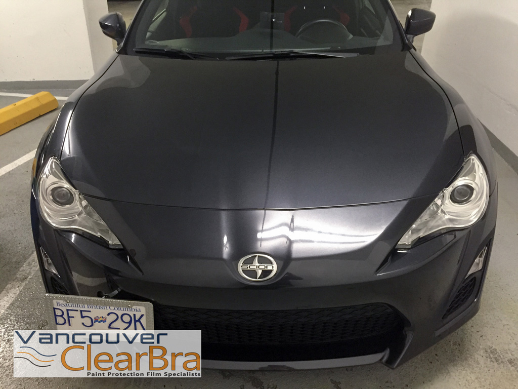 Groupon Vancouver Clear Bra Paint Protection Vancouver