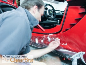 Lotus-elise-exige-Vancouver-Clear-Bra-paint-protection-film-3M-Xpel-installation-Vancouver-16
