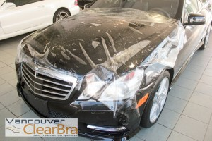 Mercedes-Benz-Vancouver-Clear-Bra-paint-protection-film-3M-Xpel-installation-Vancouver-14