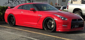 Nissan GT-R Skyline clear bra Vancouver ClearBra 3M Xpel