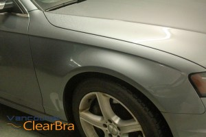 Audi S4 3M Clear Bra Removal Xpel Vancouver ClearBra