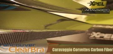 Caravaggio Corvettes Carbon Fiber Xpel Vancouver ClearBra