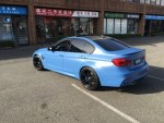 BMW-M3-xpel-stealth-matte-clear-bra-paint-protection-film-Vancouver-ClearBra-Zee