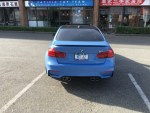 BMW-M3-xpel-stealth-matte-clear-bra-paint-protection-film-Vancouver-ClearBra-Zee2