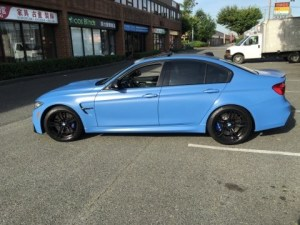 BMW-M3-xpel-stealth-matte-clear-bra-paint-protection-film-Vancouver-ClearBra-Zee4