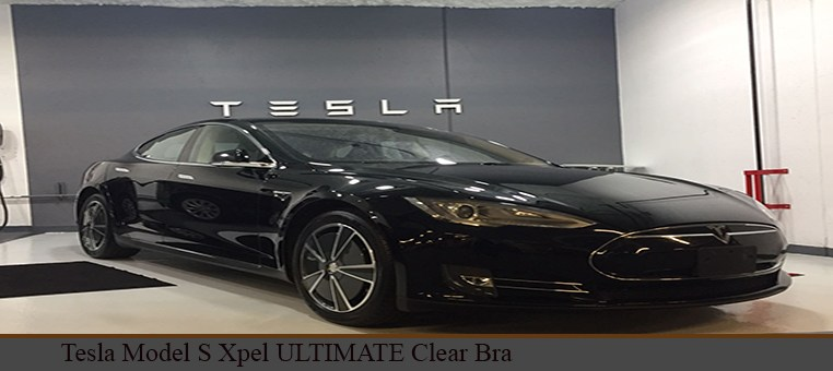 27471fd396 Tesla Model S Clear Bra Xpel ULTIMATE - Vancouver ClearBra