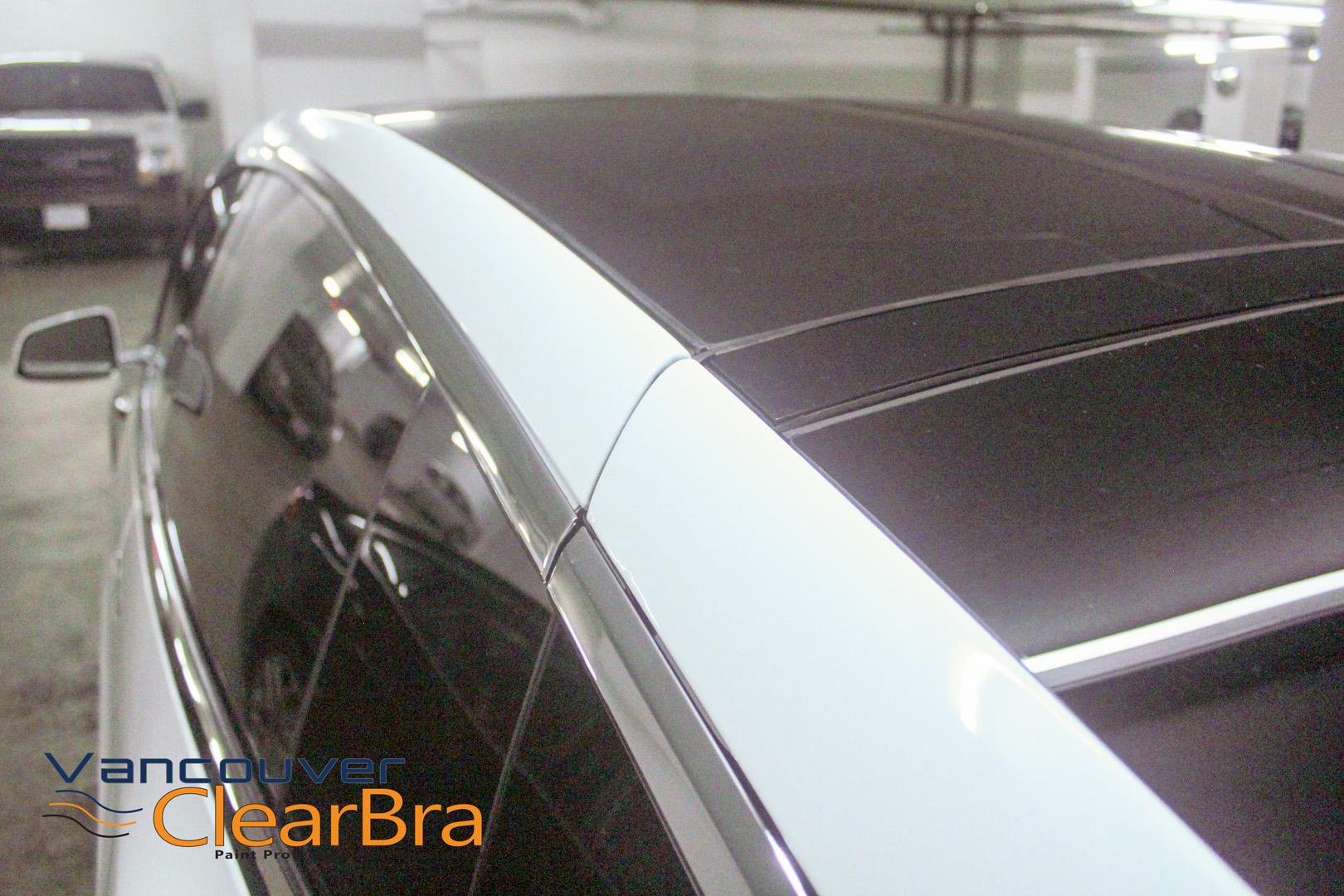 Tesla Vancouver Clear Bra Xpel Suntek 3m Hexis Vancouver