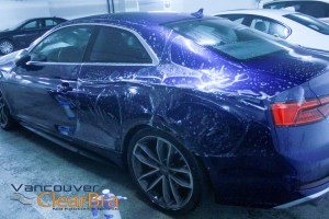 Audi S5 Vancouver Clear Bra Xpel Ultimate