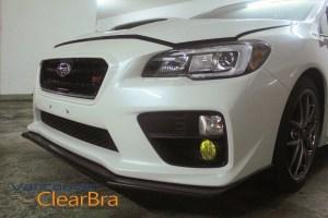 Subaru WRX STi Clear bra Xpel Ultimate