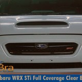 Subaru WRX STi Clear bra Xpel Ultimate