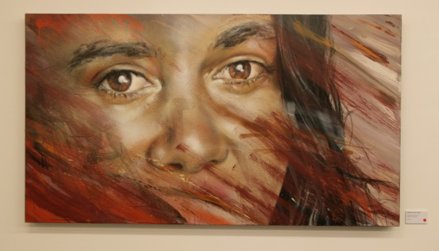 Adnate Lost Culture At Rtist Gallery Prahran Vandalog