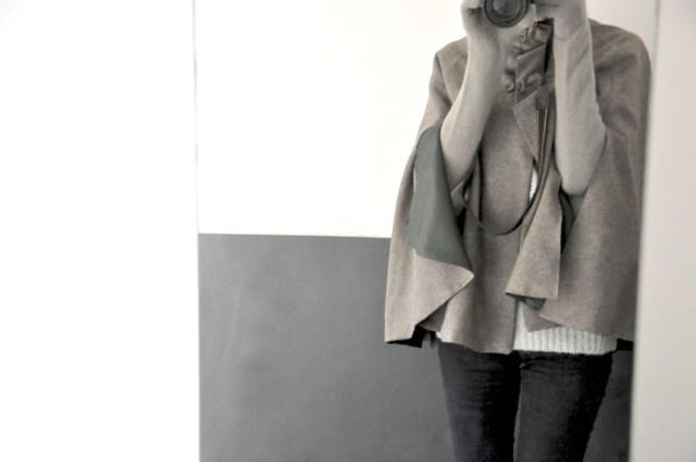 trendy cape